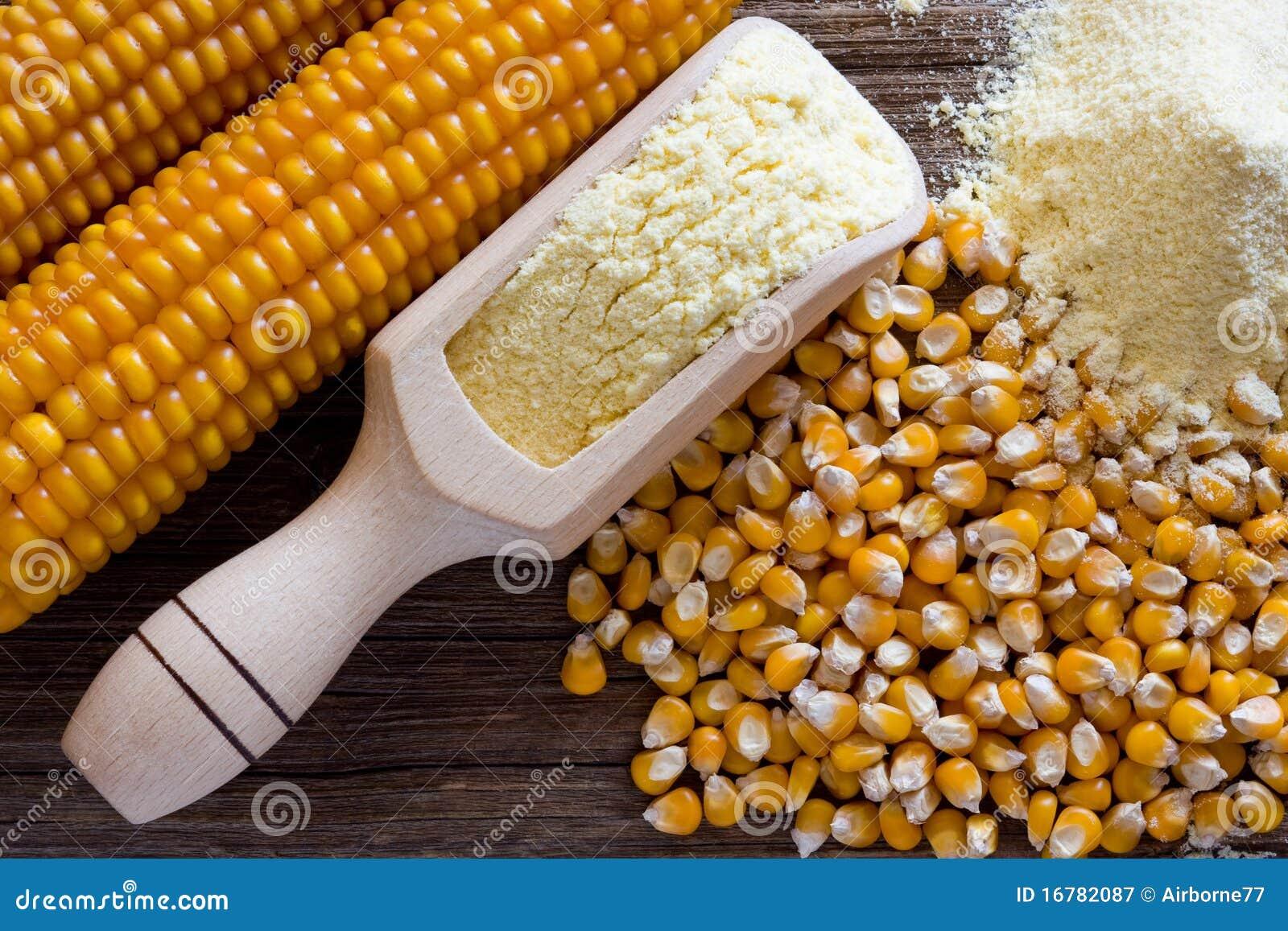 玉米maismehl