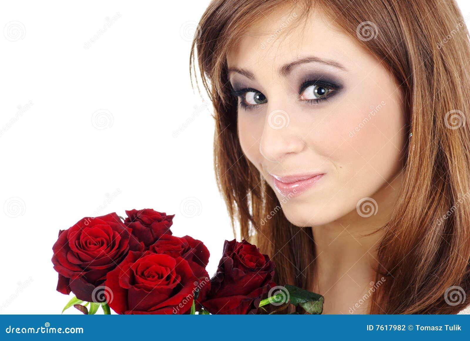 玫瑰色华伦泰