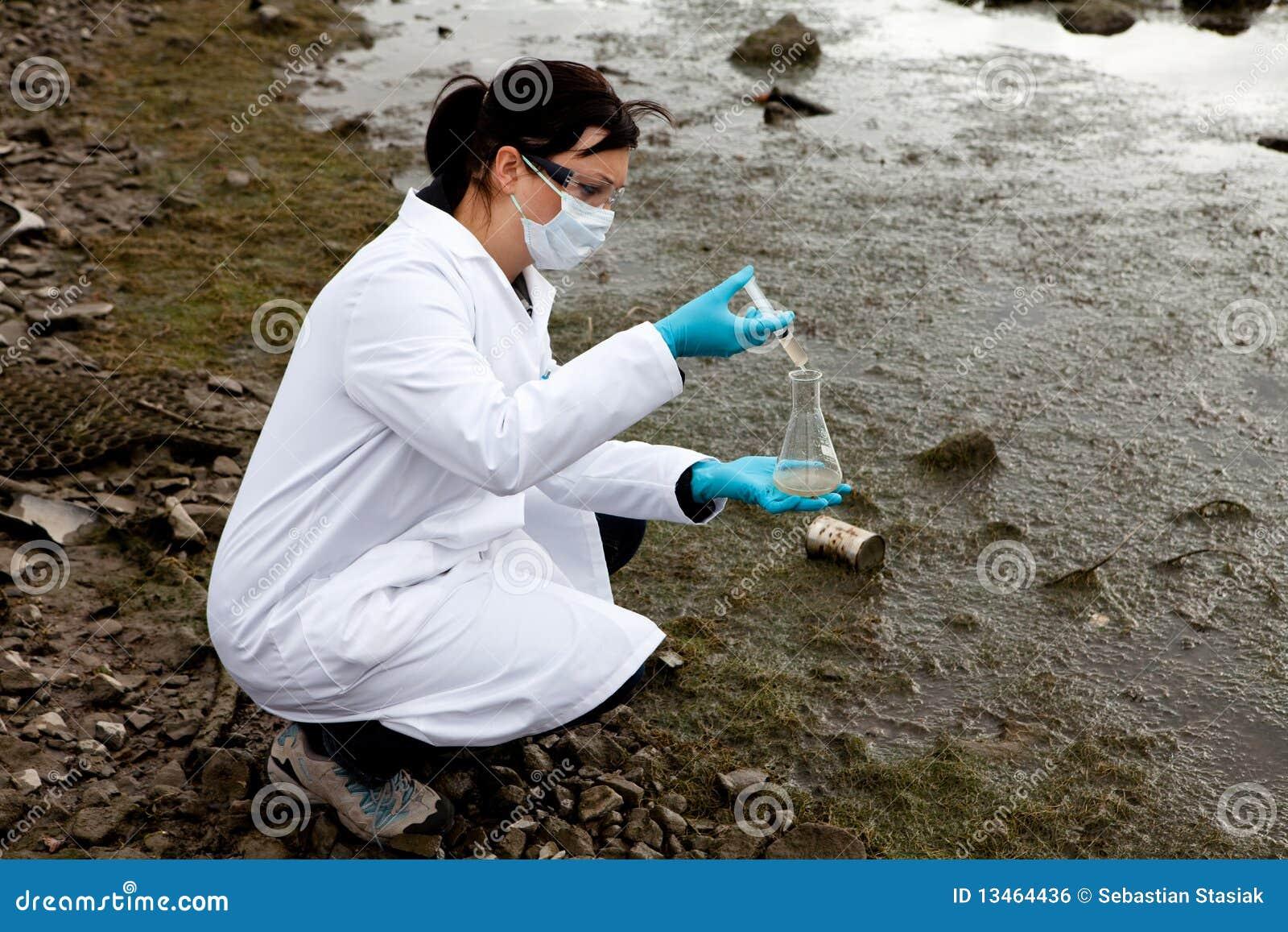 环境污染研究