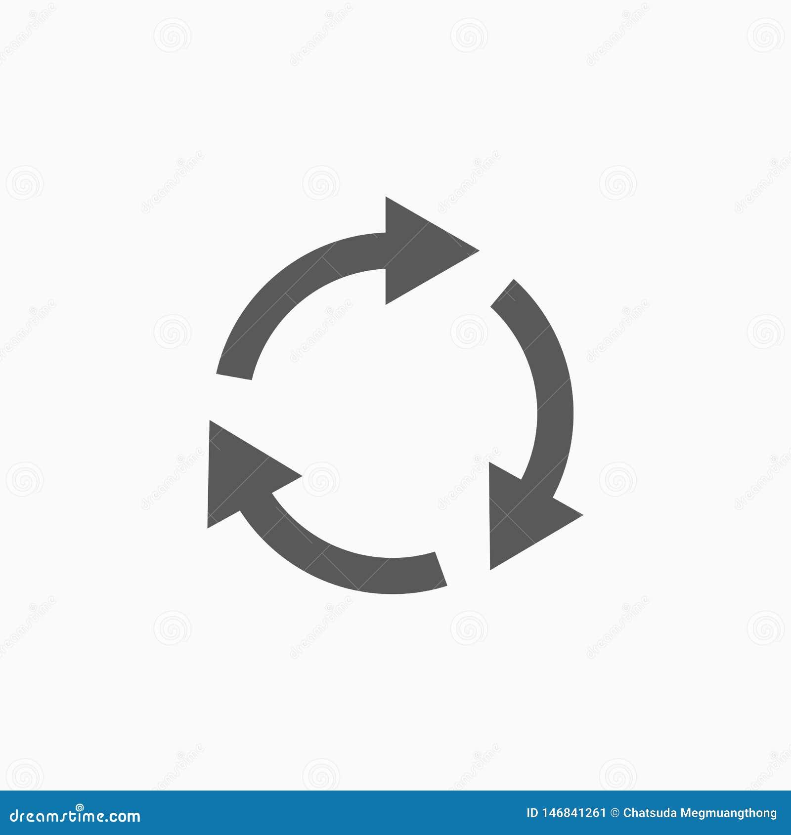 环形交通枢纽象,交通标志,方向
