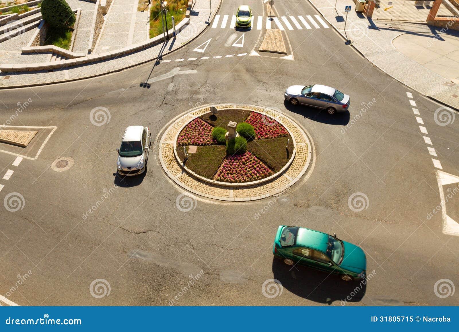环形交通枢纽