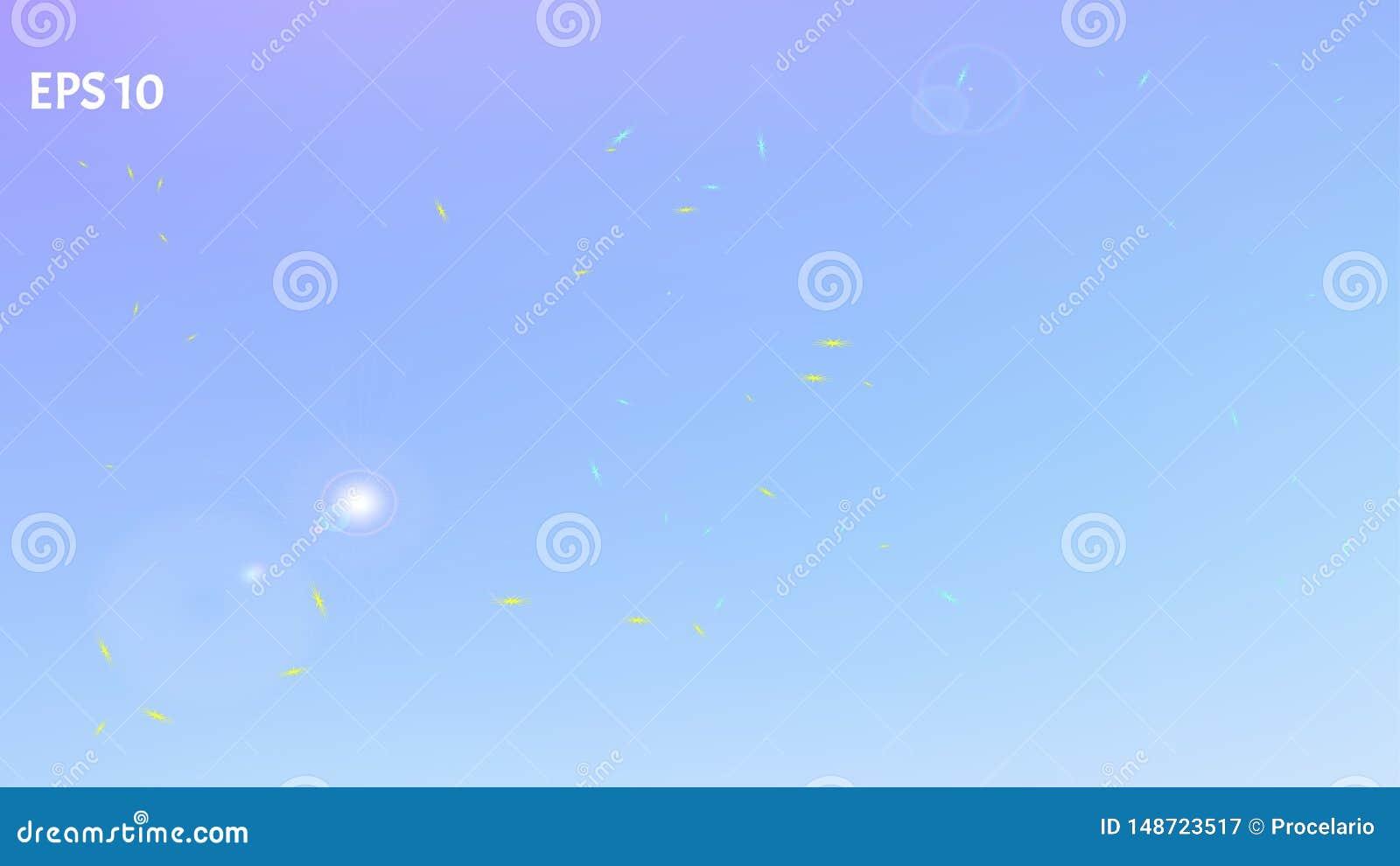 现代五颜六色的抽象空间的背景画面