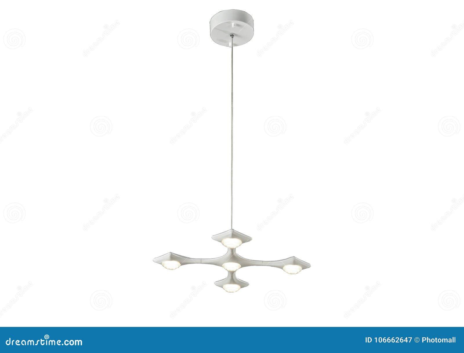 现代典雅的吊灯