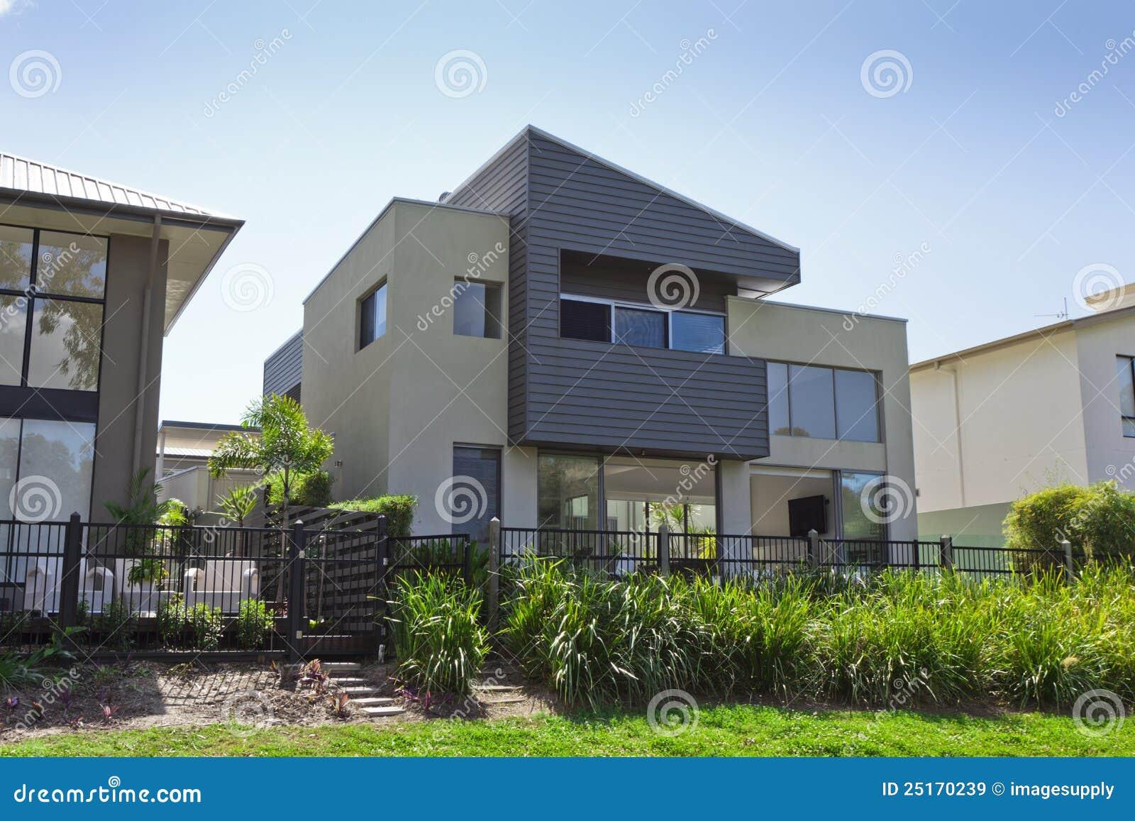 现代澳大利亚房子