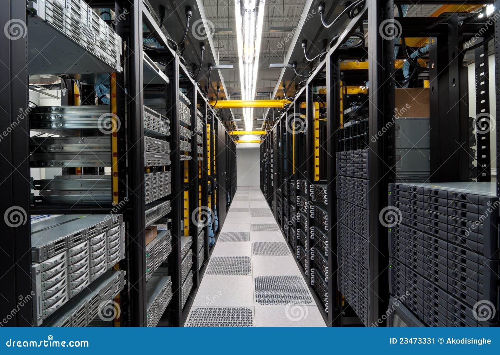 现代的datacenter