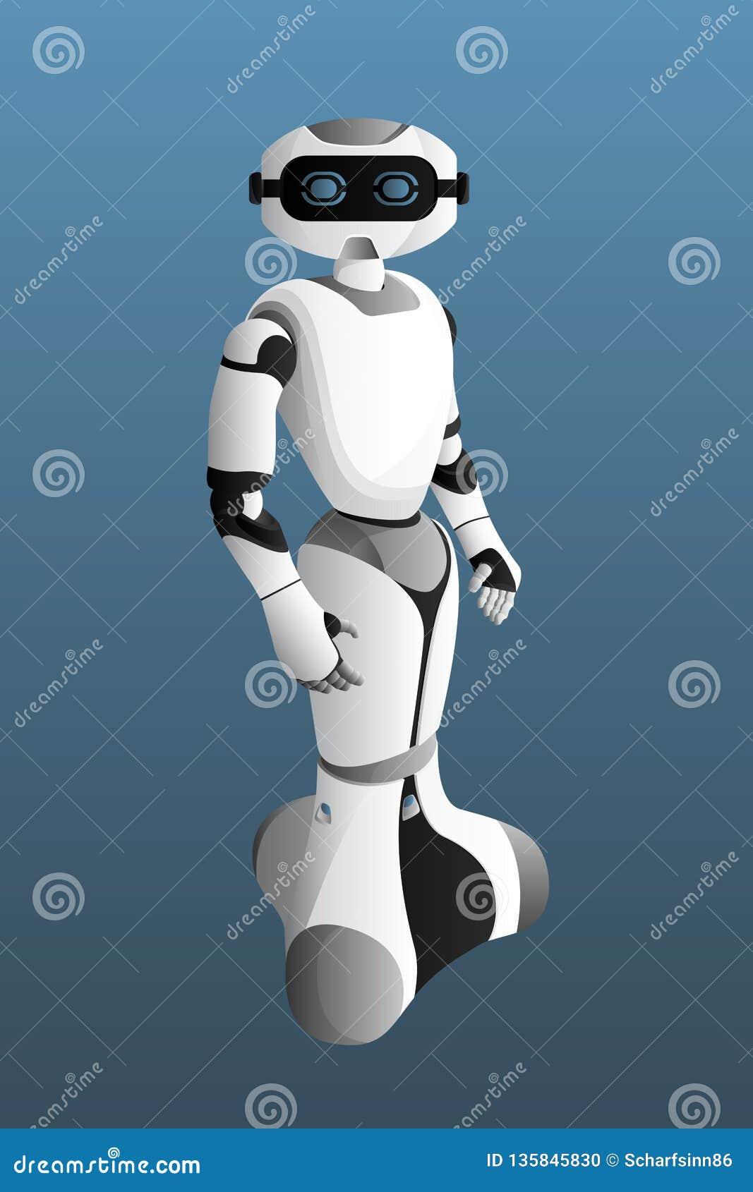 现实现代机器人