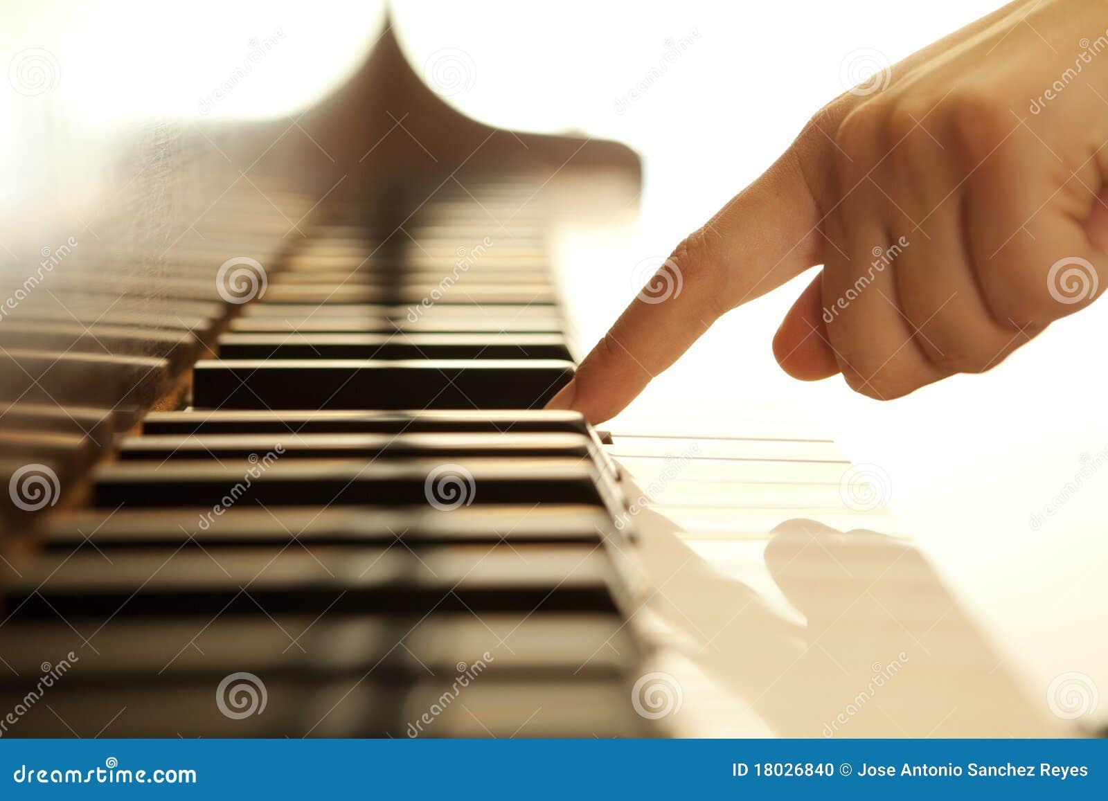 现有量钢琴演奏家