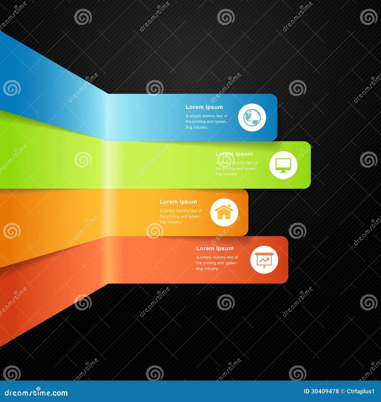 现代传染媒介完整色彩的信息图表酒吧