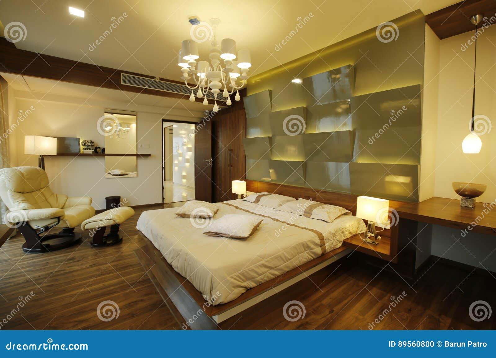 现代卧室,科泽科德,印度