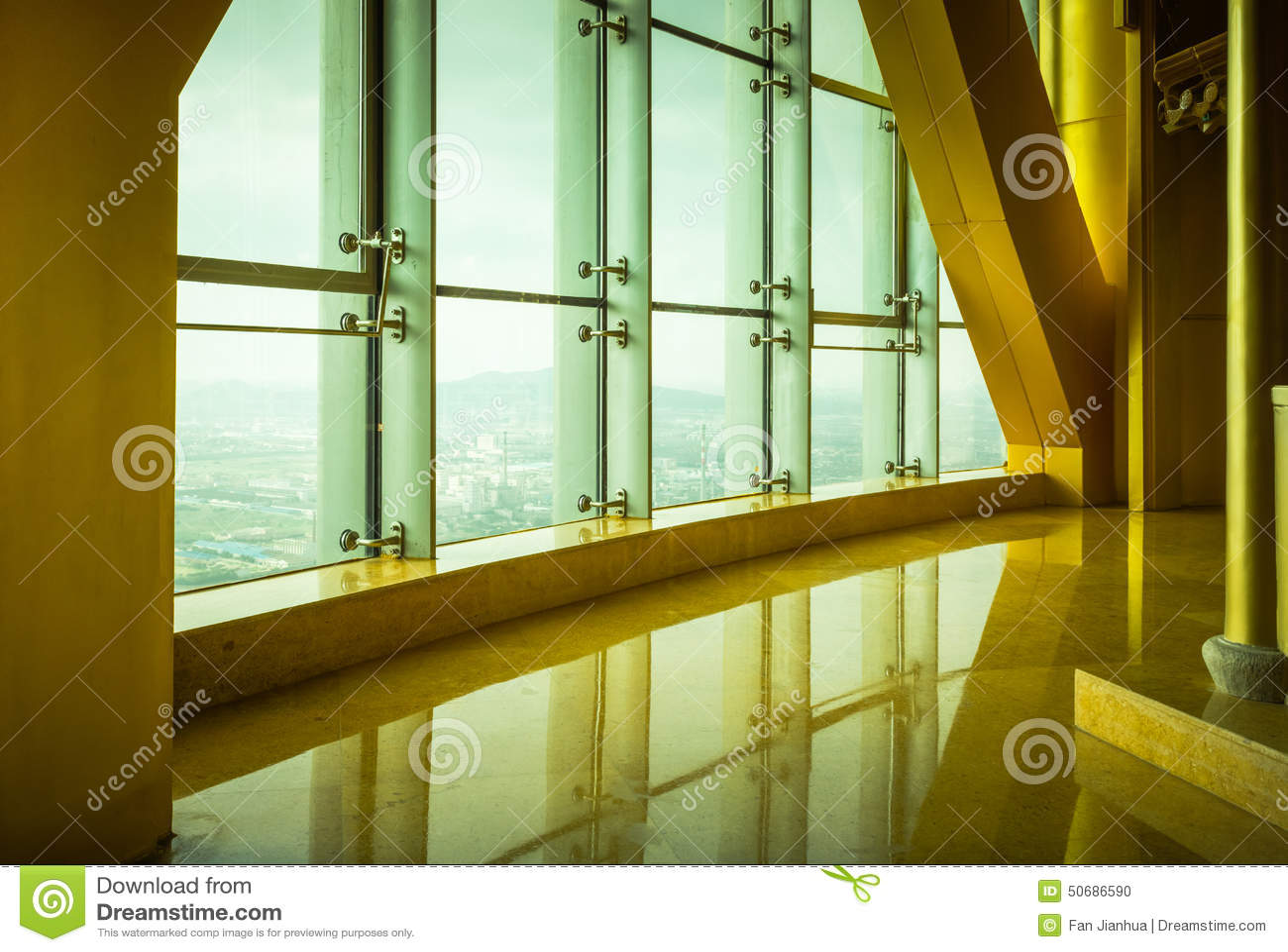 Download 现代大厦的内部结构 库存照片. 图片 包括有 豪华, 视窗, 查找, 弯曲, 柱子, 布琼布拉, 螺丝, 的treadled - 50686590