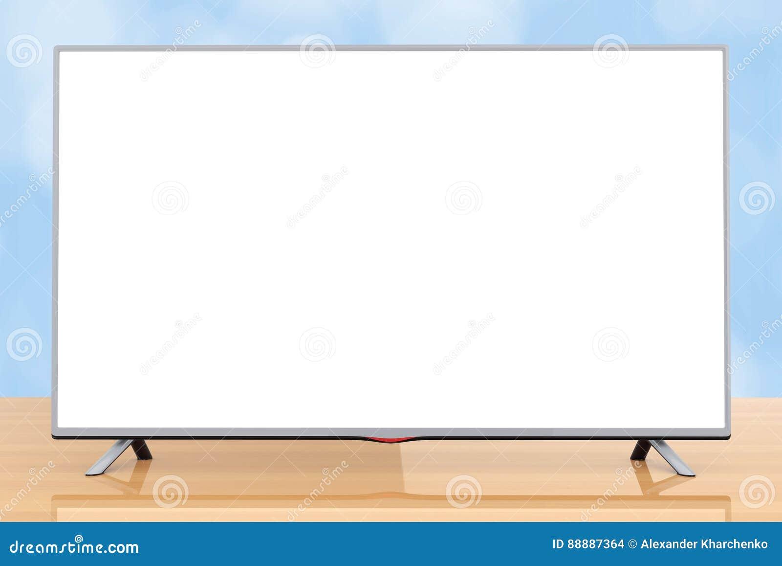 现代平的被带领的或Lcd电视 3d翻译