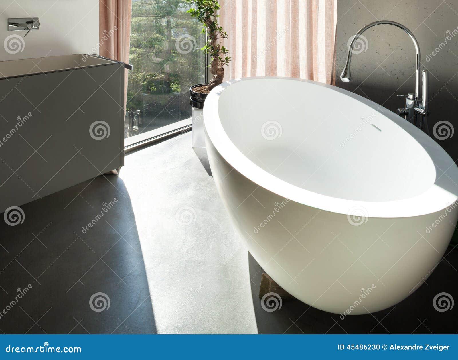现代房子,内部,卫生间
