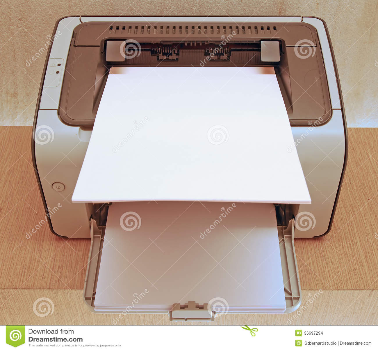 现代打印机