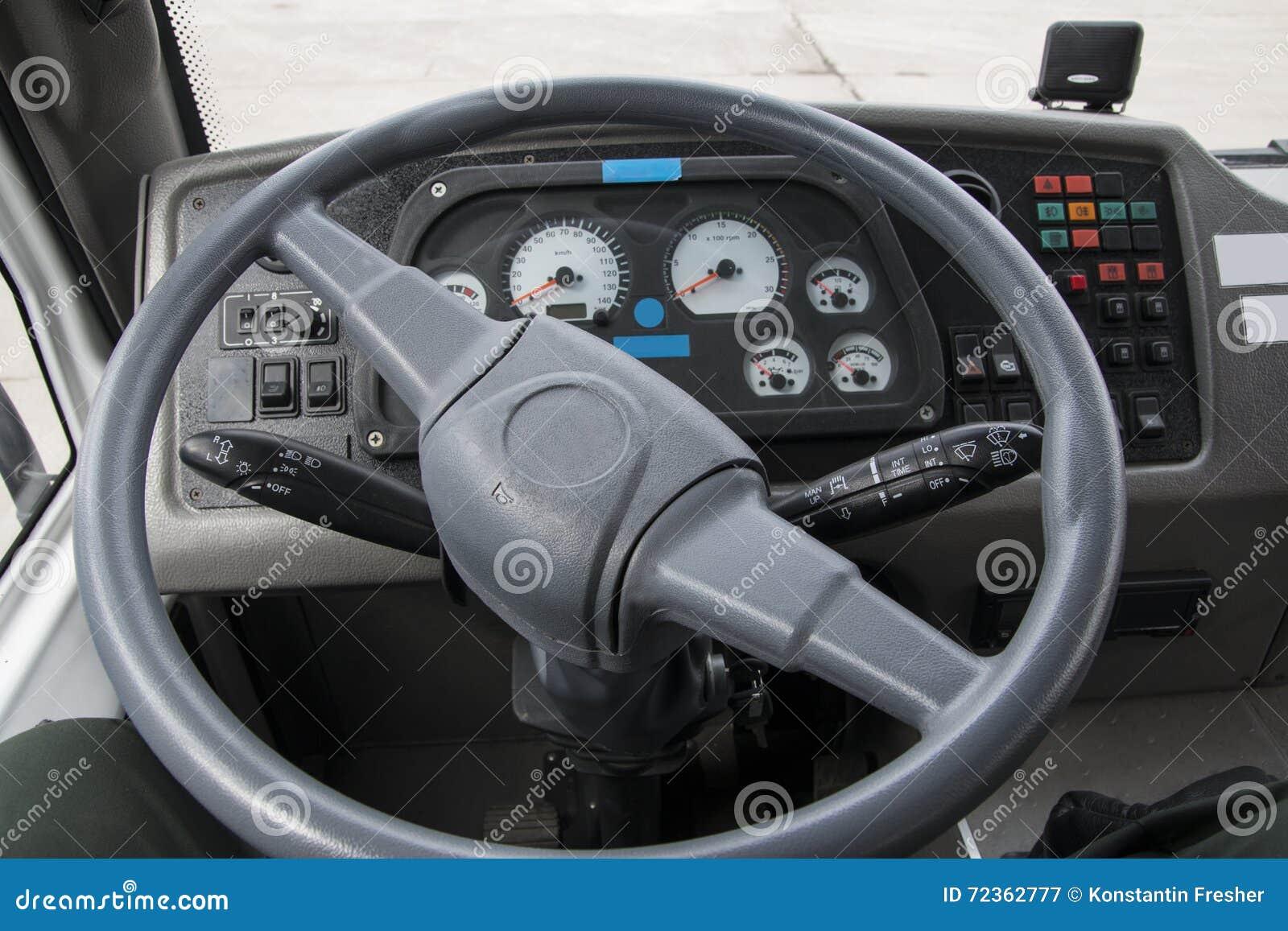 现代汽车仪表板特写镜头