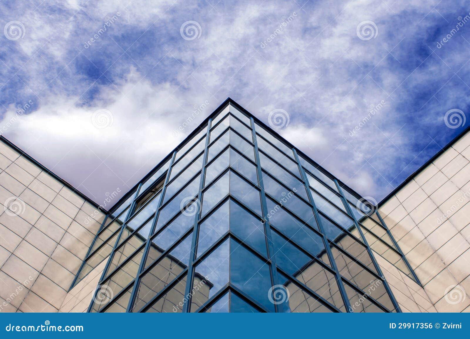 现代玻璃建筑学