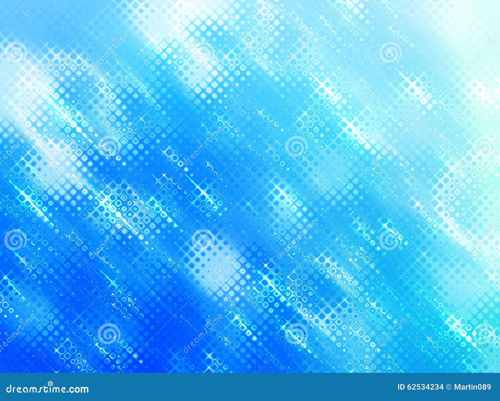现代蓝色被加点的背景