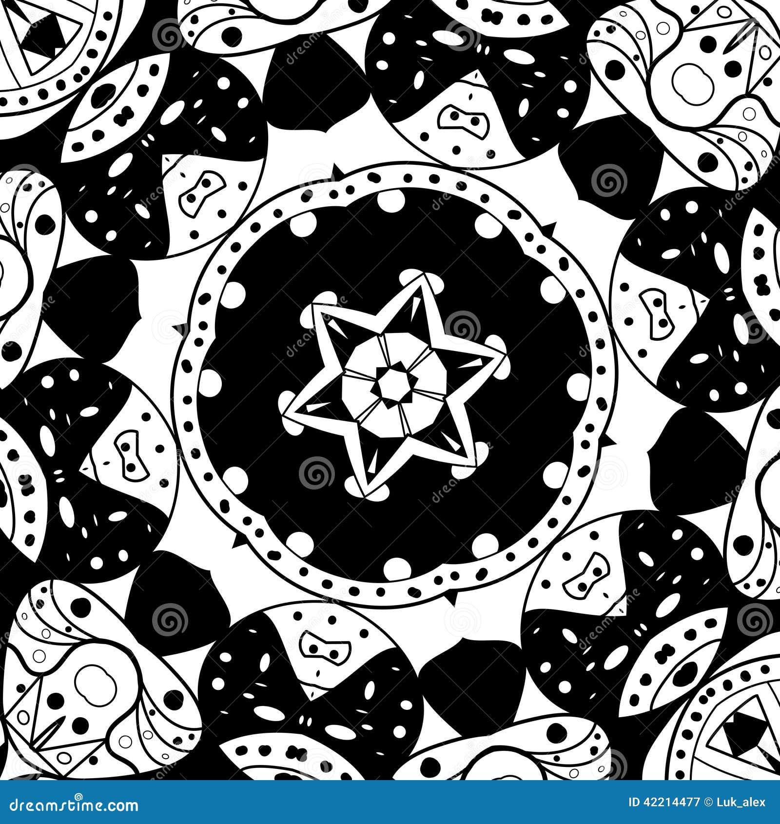 现代设计圆的纹理图片