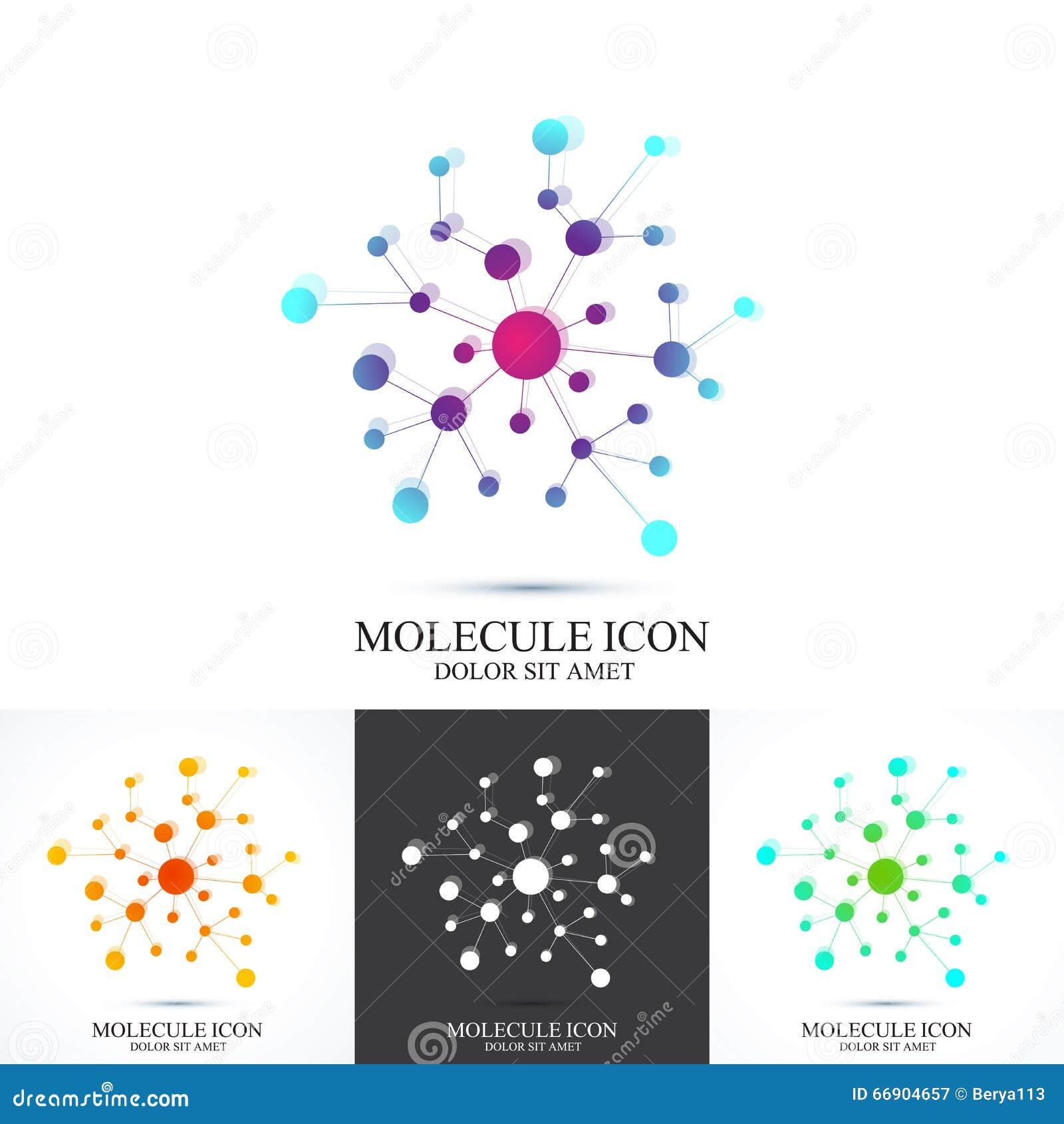 现代集合略写法象脱氧核糖核酸和分子 导航医学的,科学,技术,化学,生物工艺学模板