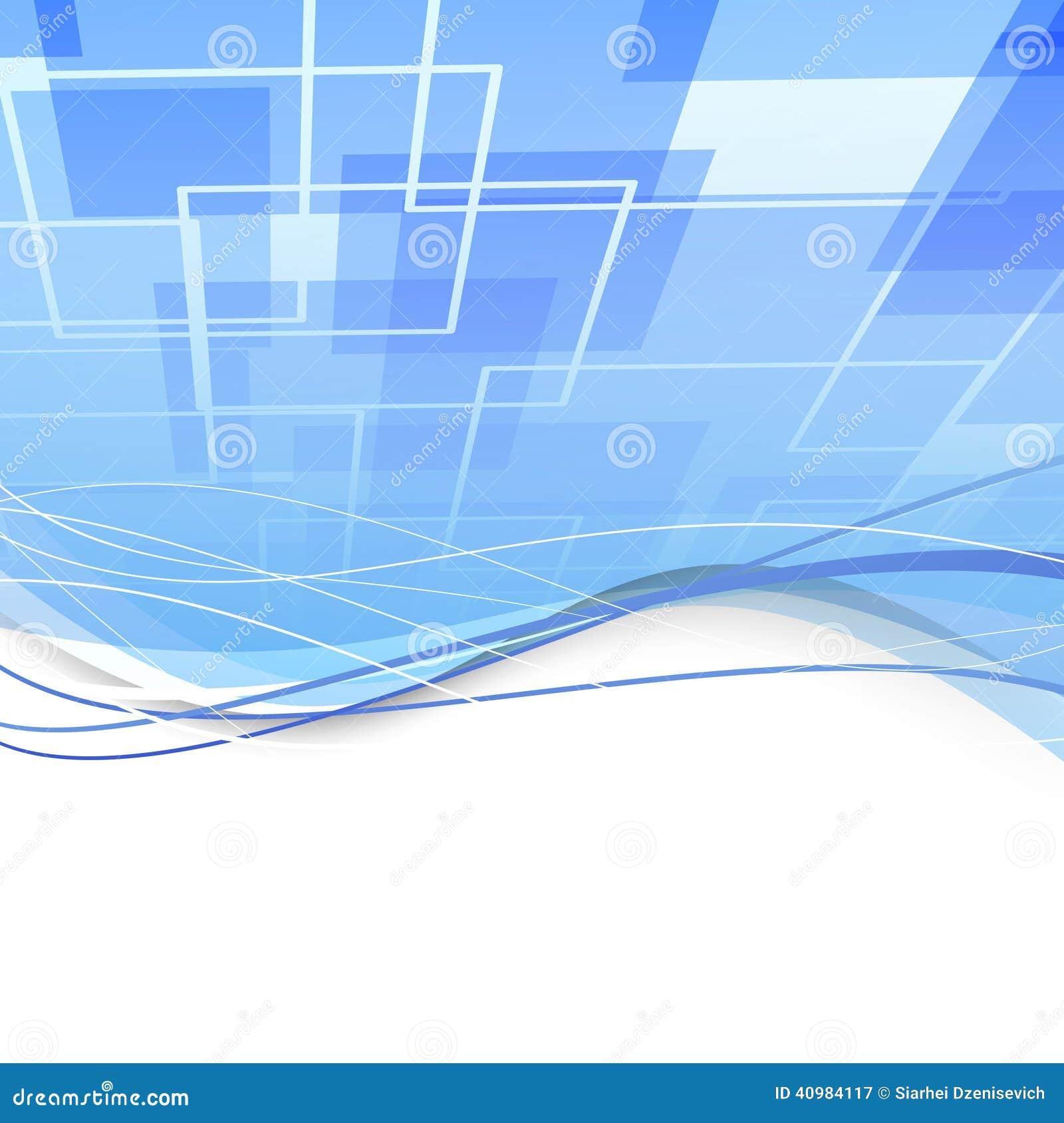 现代高科技方形的背景模板 也corel凹道例证向量.图片