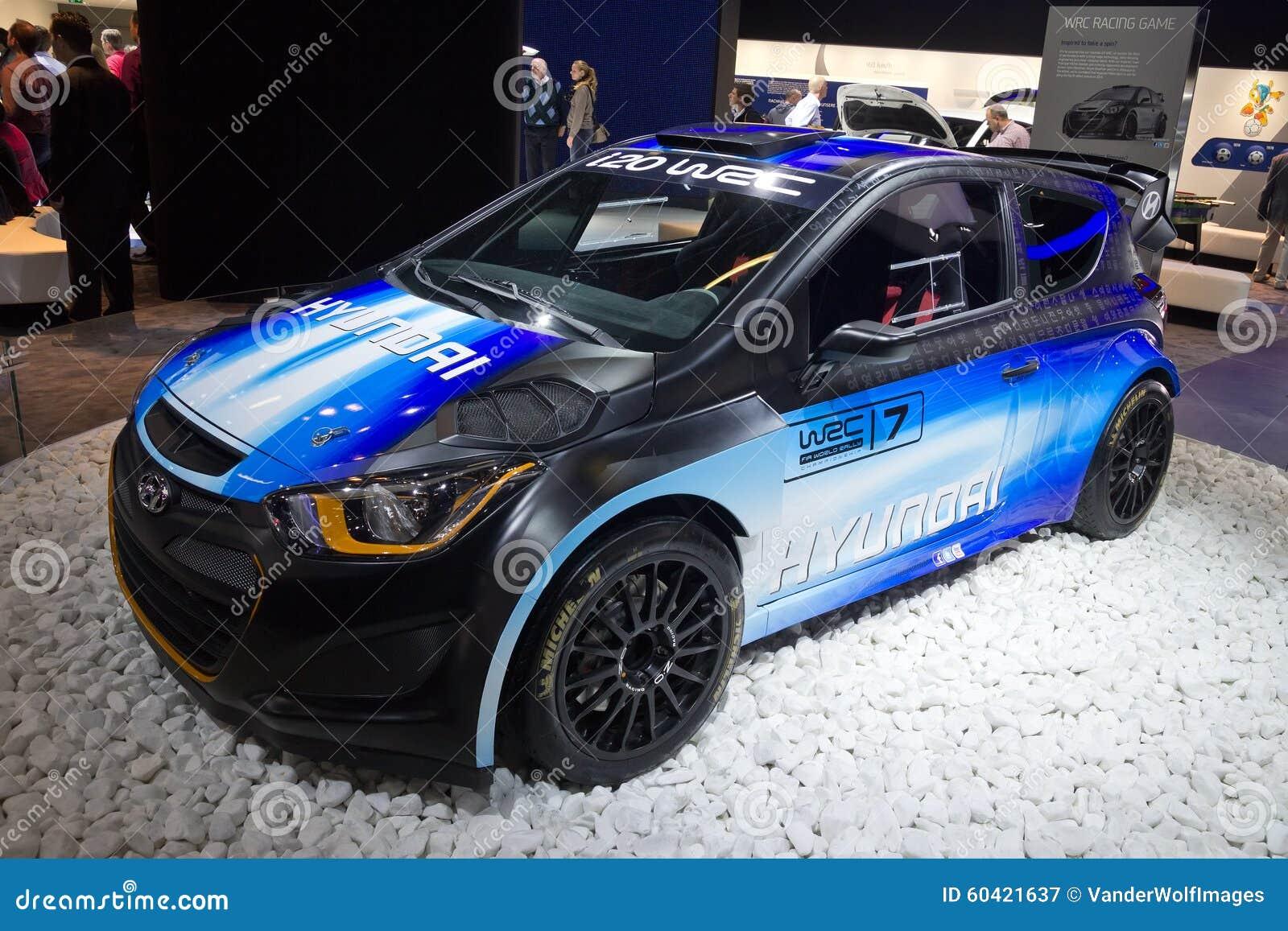 现代i20 WRC