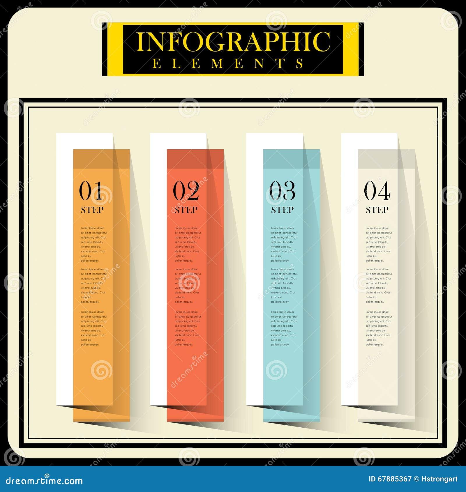 现代infographic设计