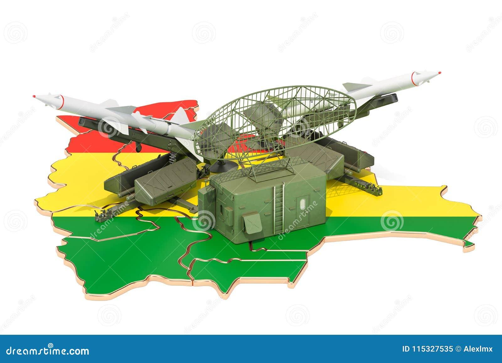 玻利维亚的导弹防御系统概念, 3D翻译