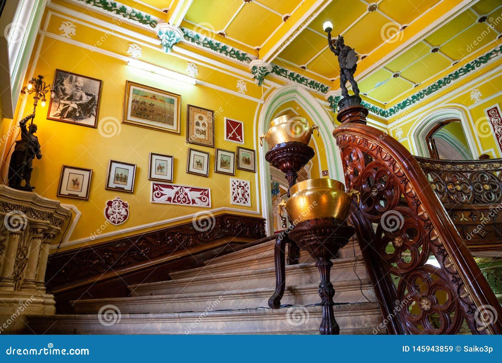 班加罗尔宫殿在班加罗尔,印度