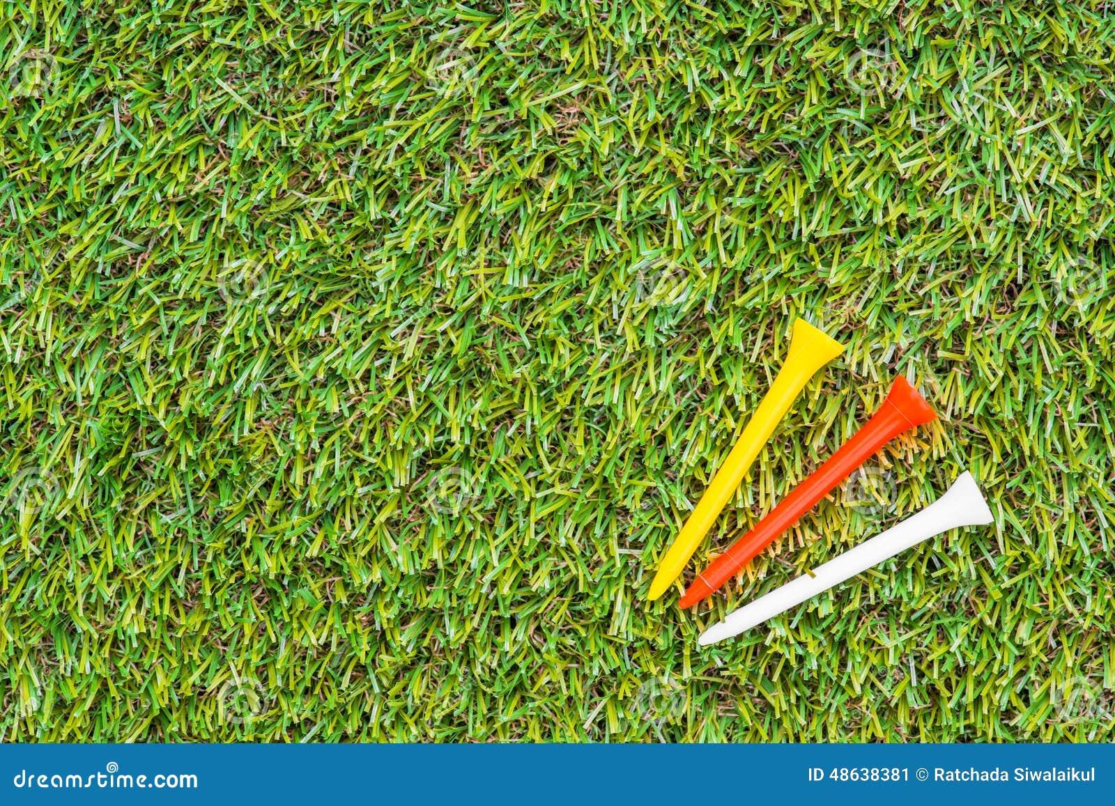 球俱乐部高尔夫球草