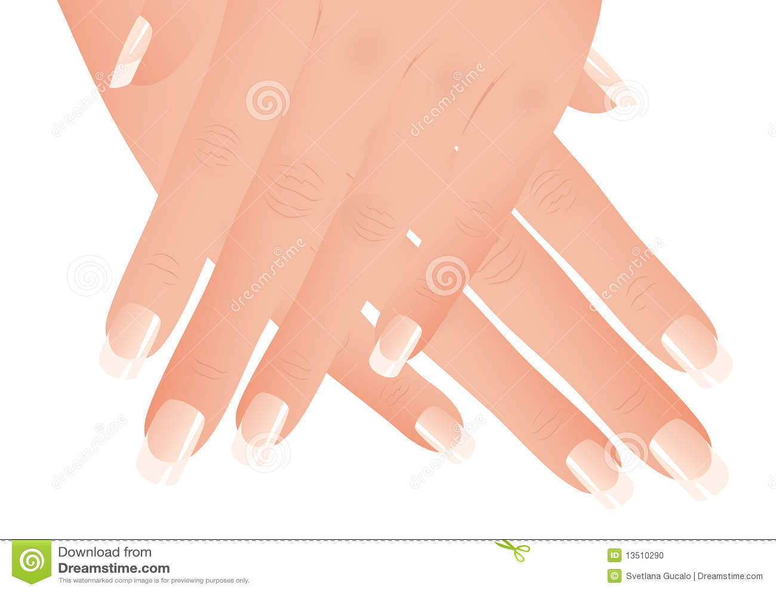 理想的修指甲