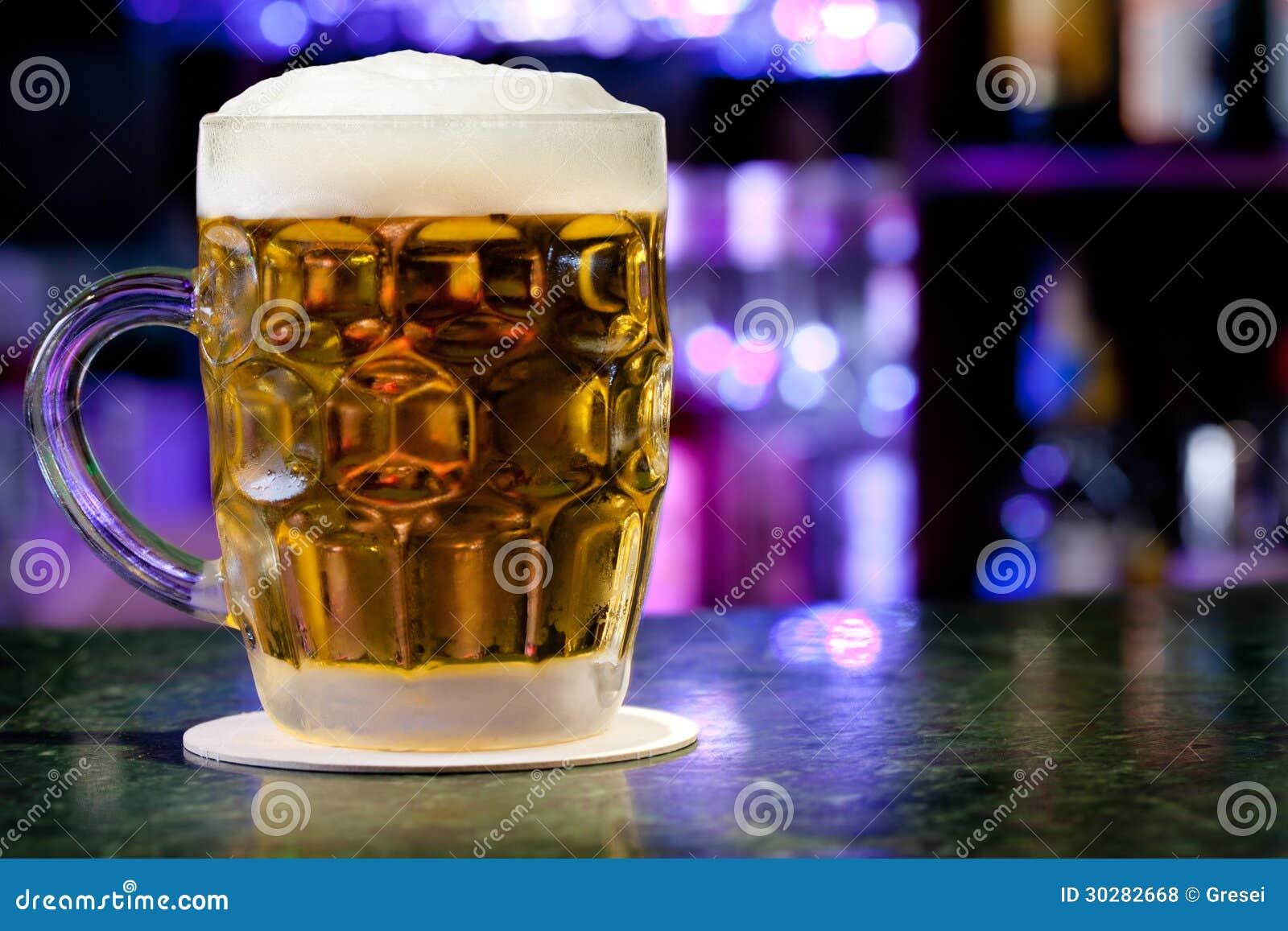 玻璃用啤酒