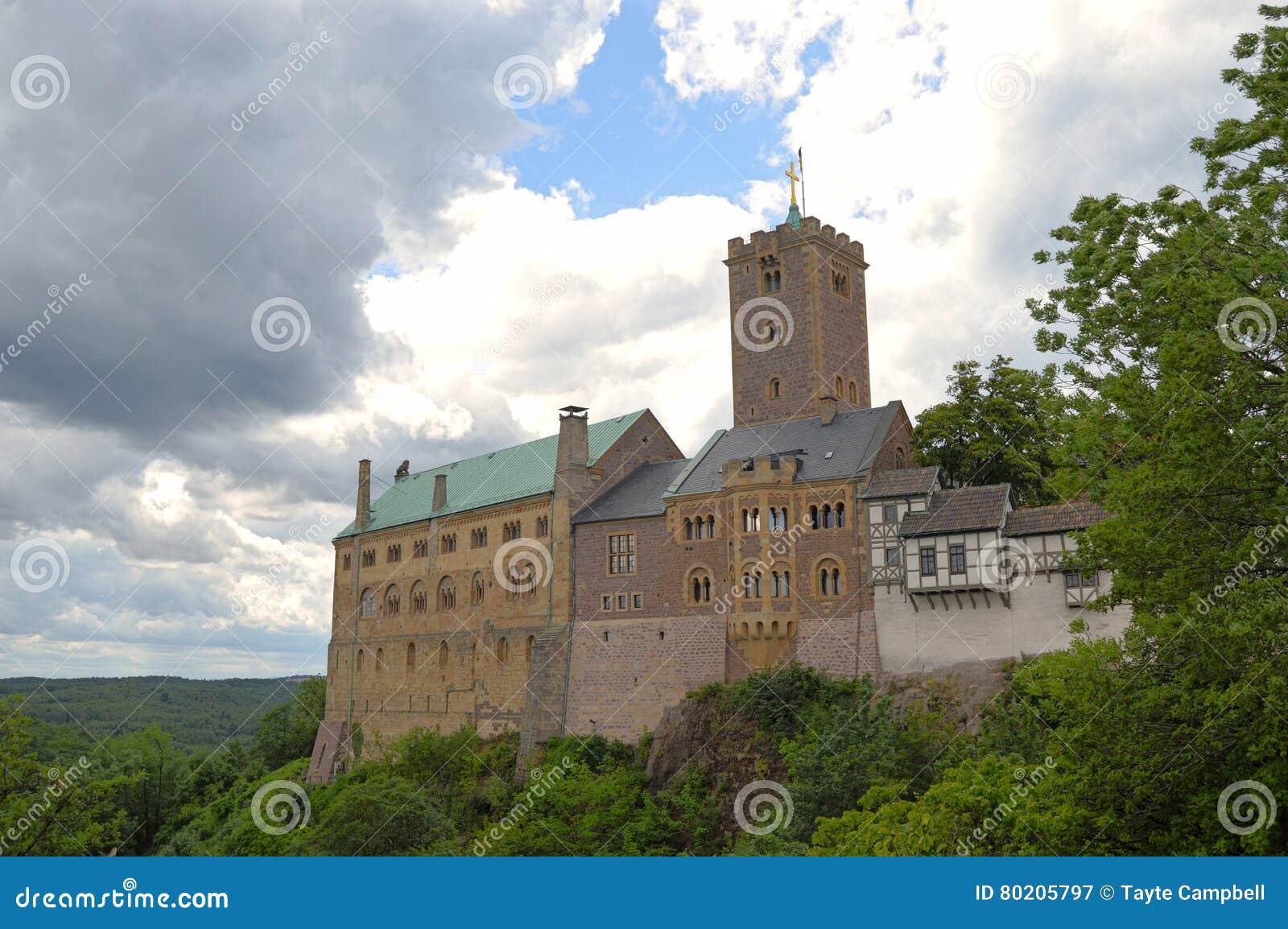 瓦尔特堡城堡