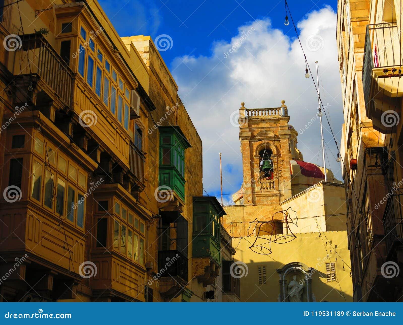 瓦莱塔,马耳他建筑学