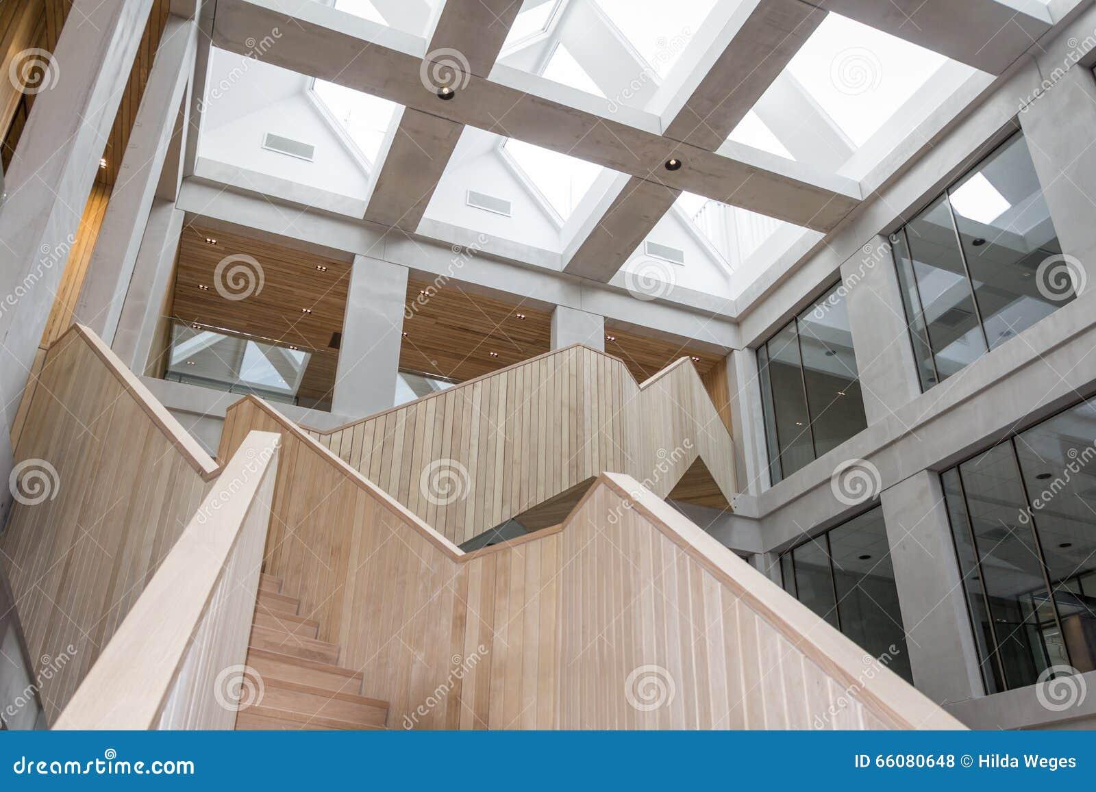 瓦赫宁恩,荷兰, - 2016年1月26日:瓦赫宁恩大学在瓦赫宁恩