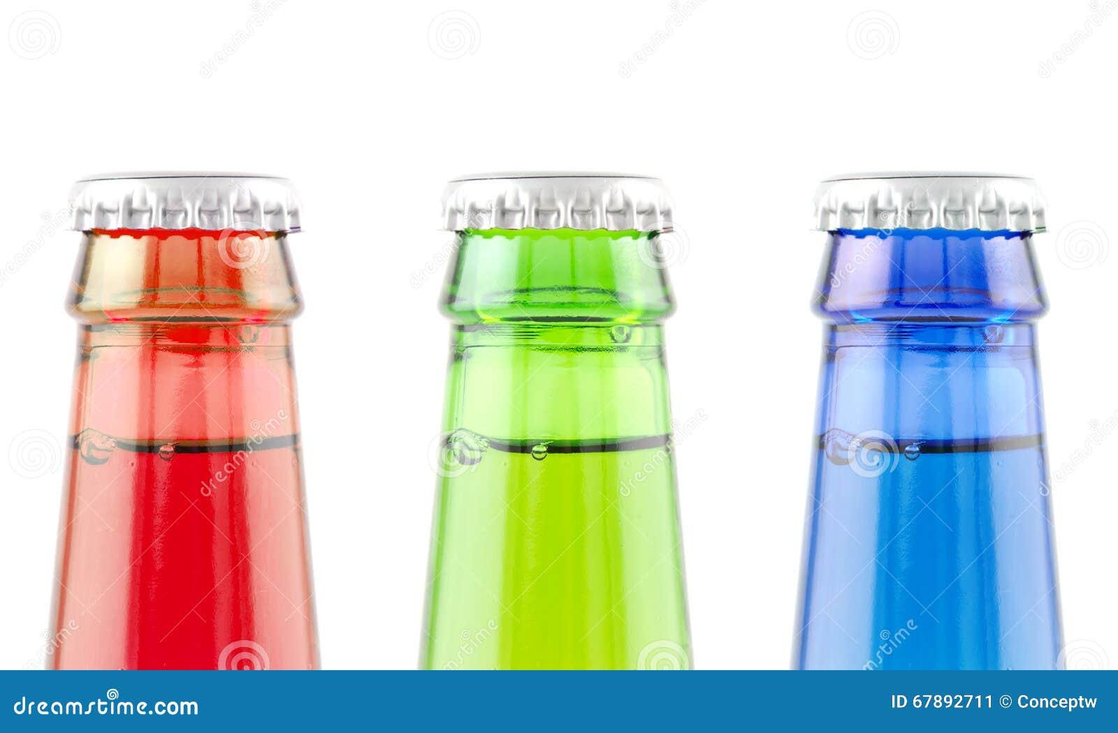 瓶上色了三