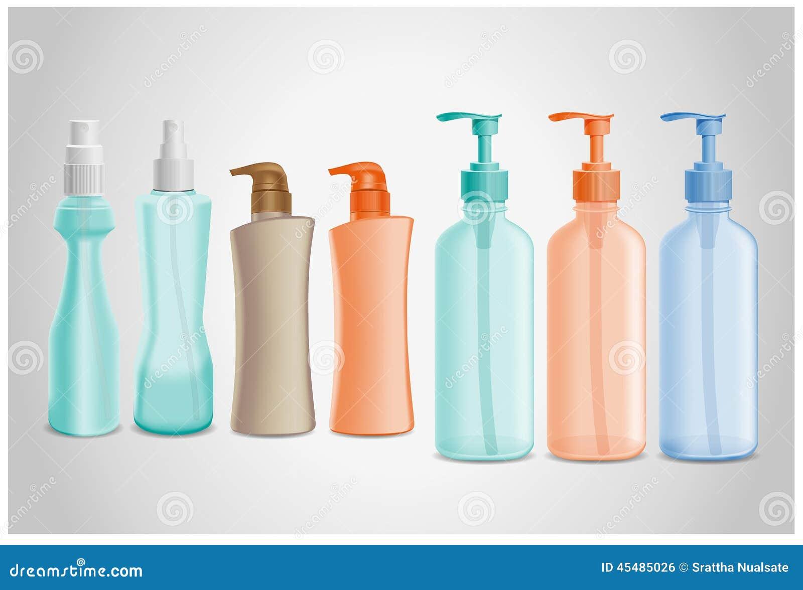 瓶化妆用品