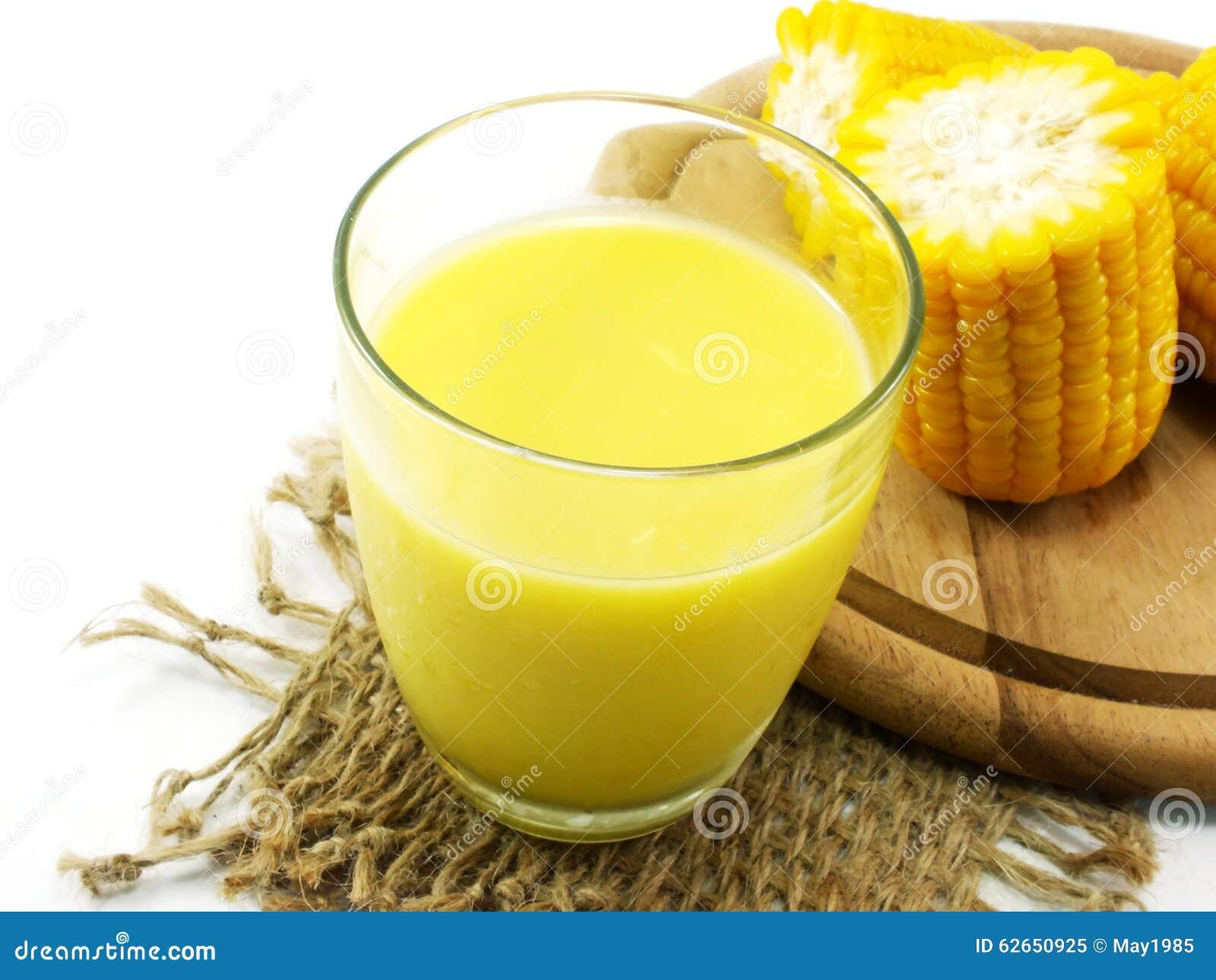 甜玉米汁玉米牛奶