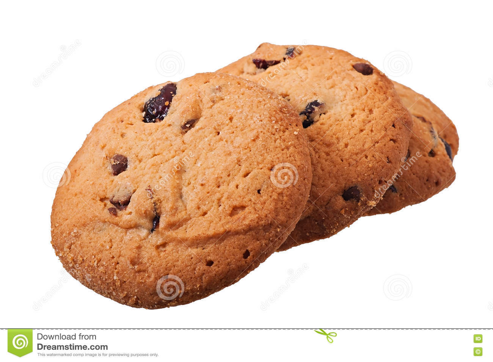 甜的曲奇饼