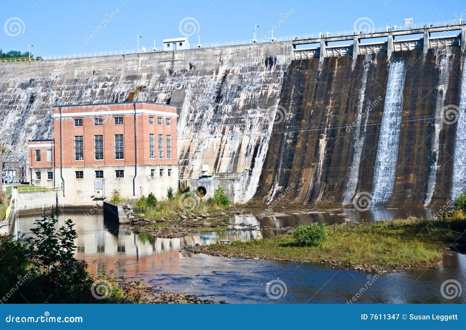 生成器水力发电厂