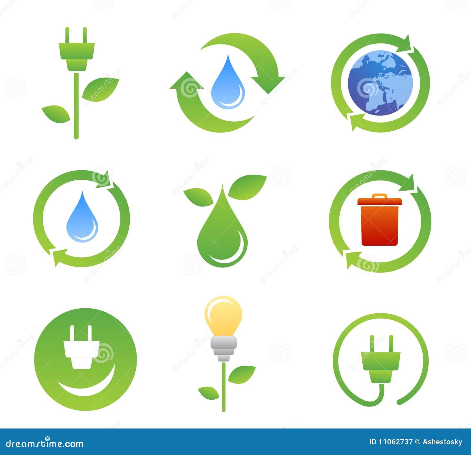 生物生态图标符号图片