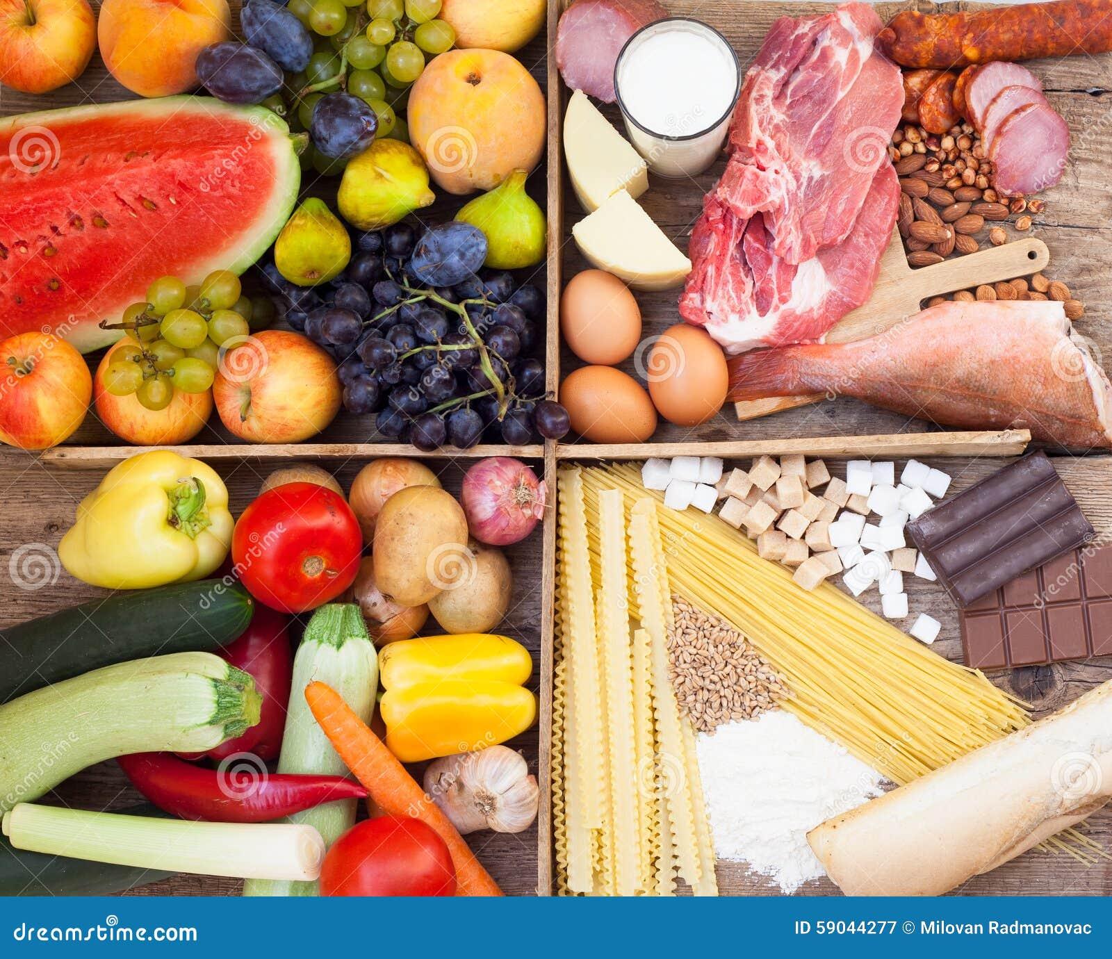 维生素、蛋白质、糖和碳水化合物