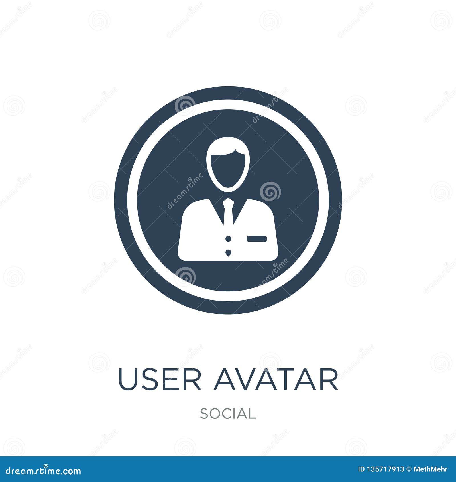 用户在时髦设计样式的具体化象 用户在白色背景隔绝的具体化象 用户具体化现代传染媒介的象简单和