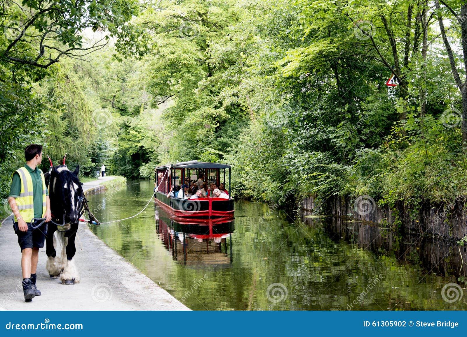 用马拉的小船,兰戈伦,北部威尔士