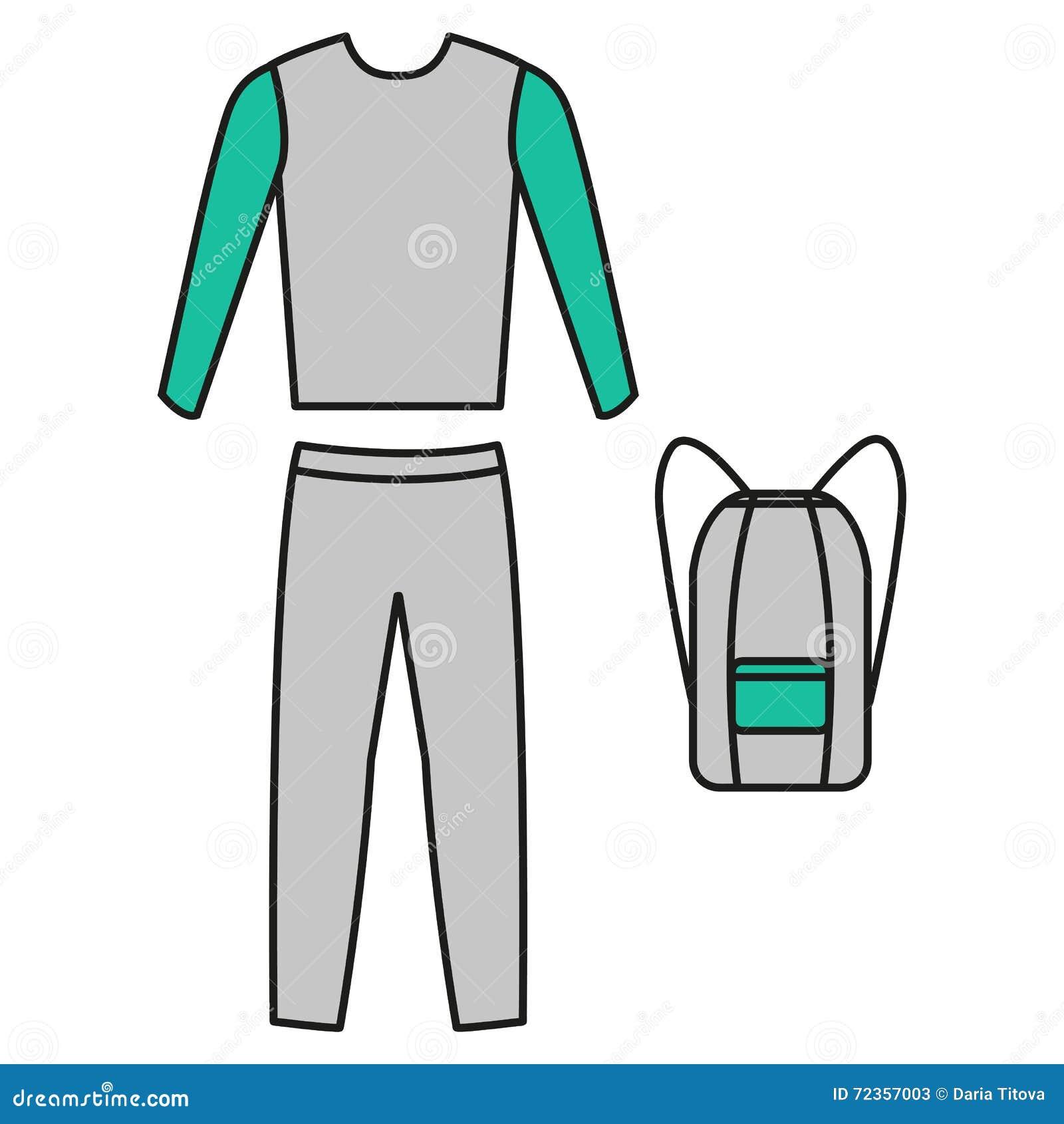 田径服传染媒介 田径服象健身 人的体育衣服传染媒介