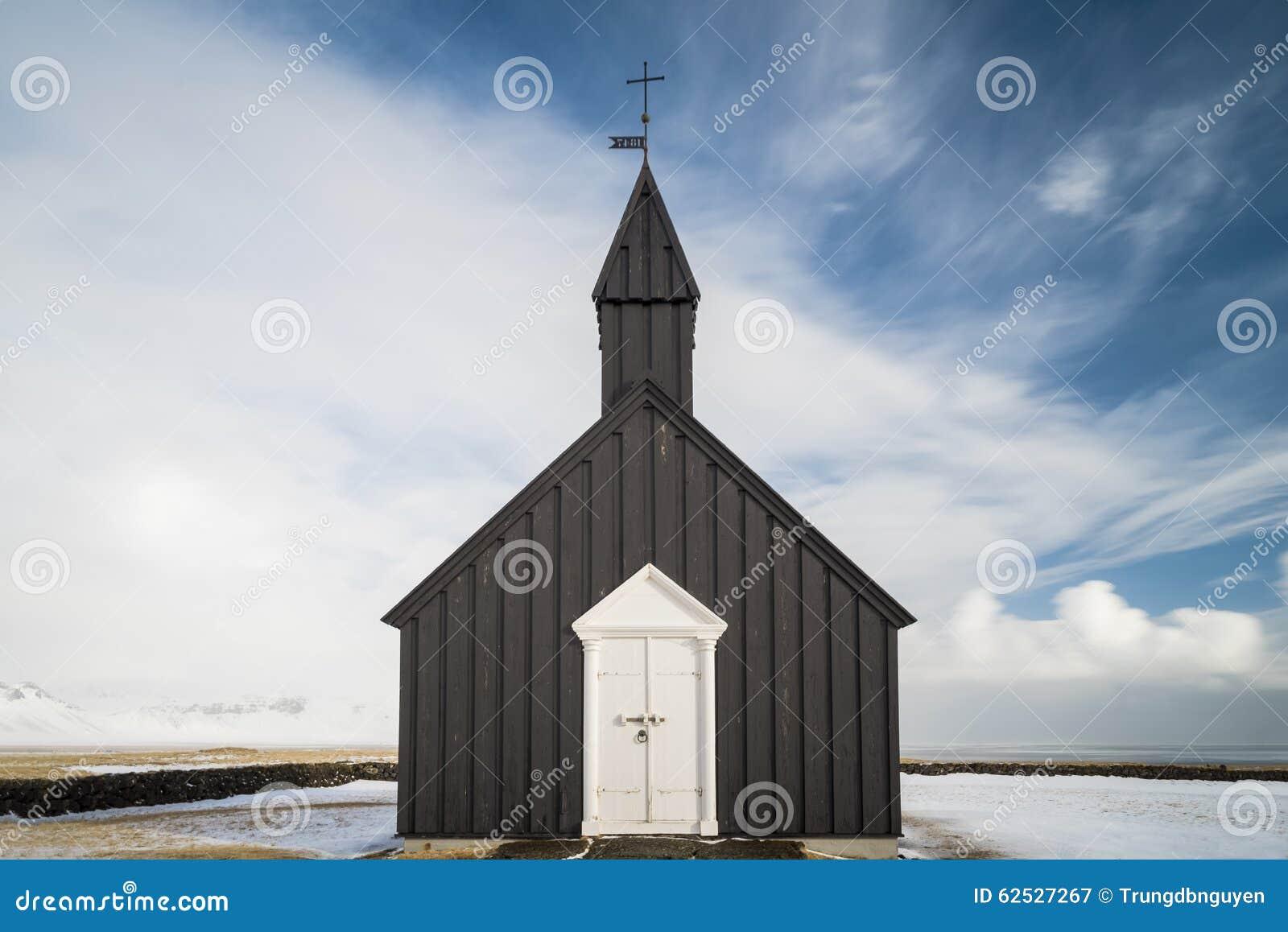 由旅馆Budir的黑人教会