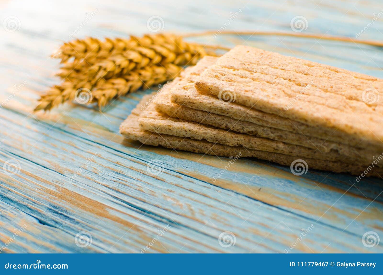 由谷物做的饮食面包