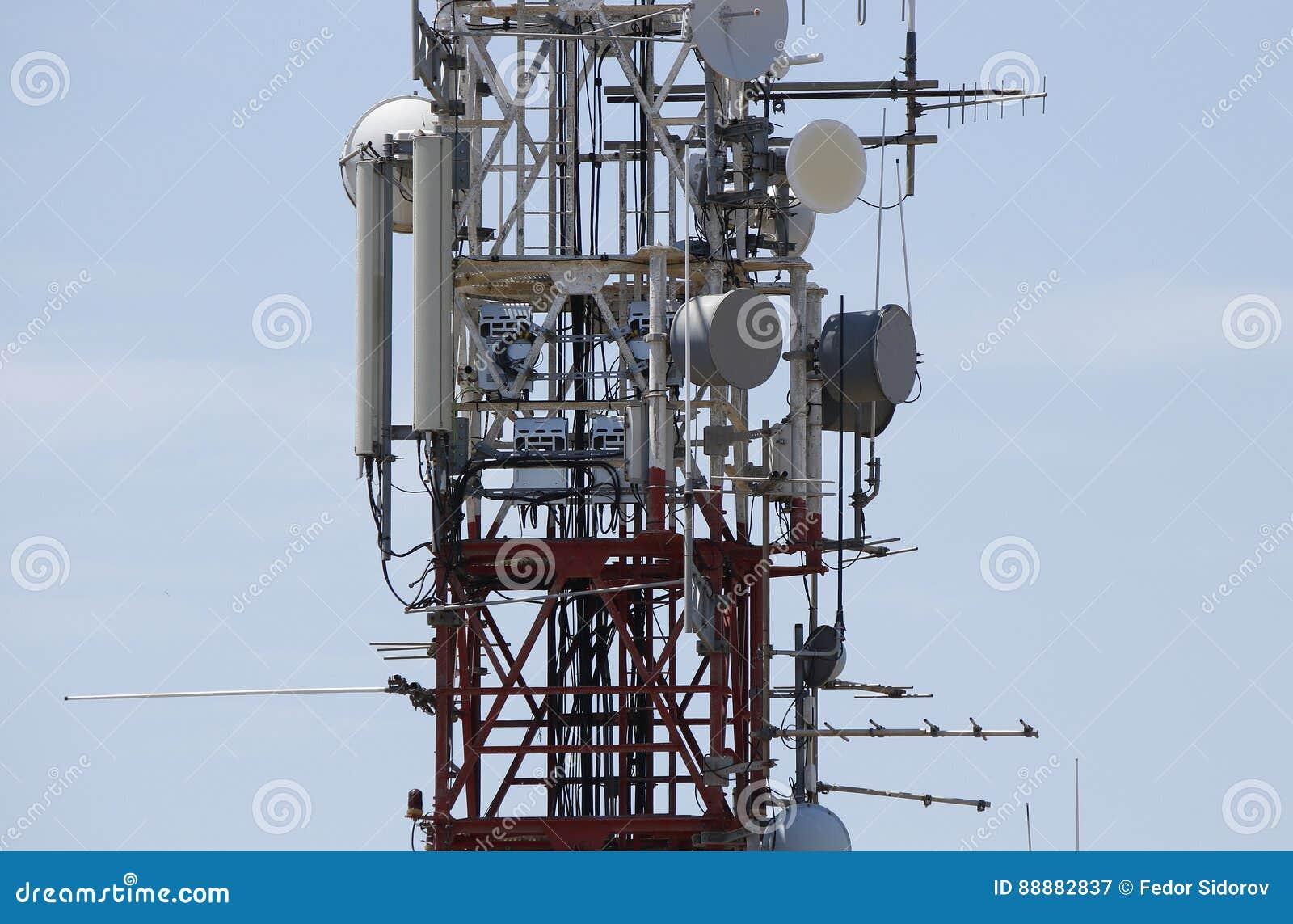 电信塔天线