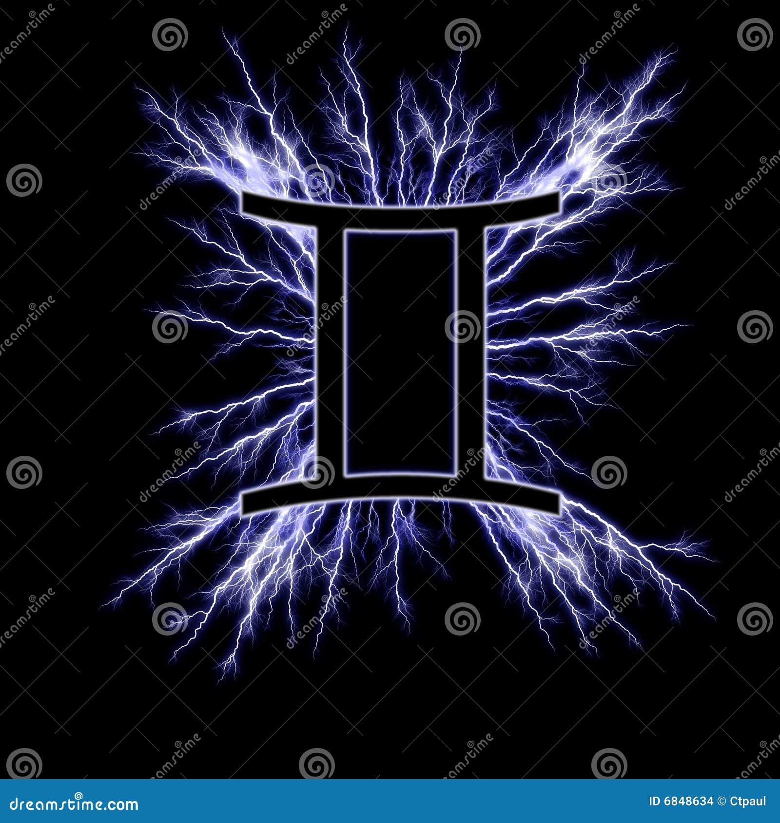 电双子星座