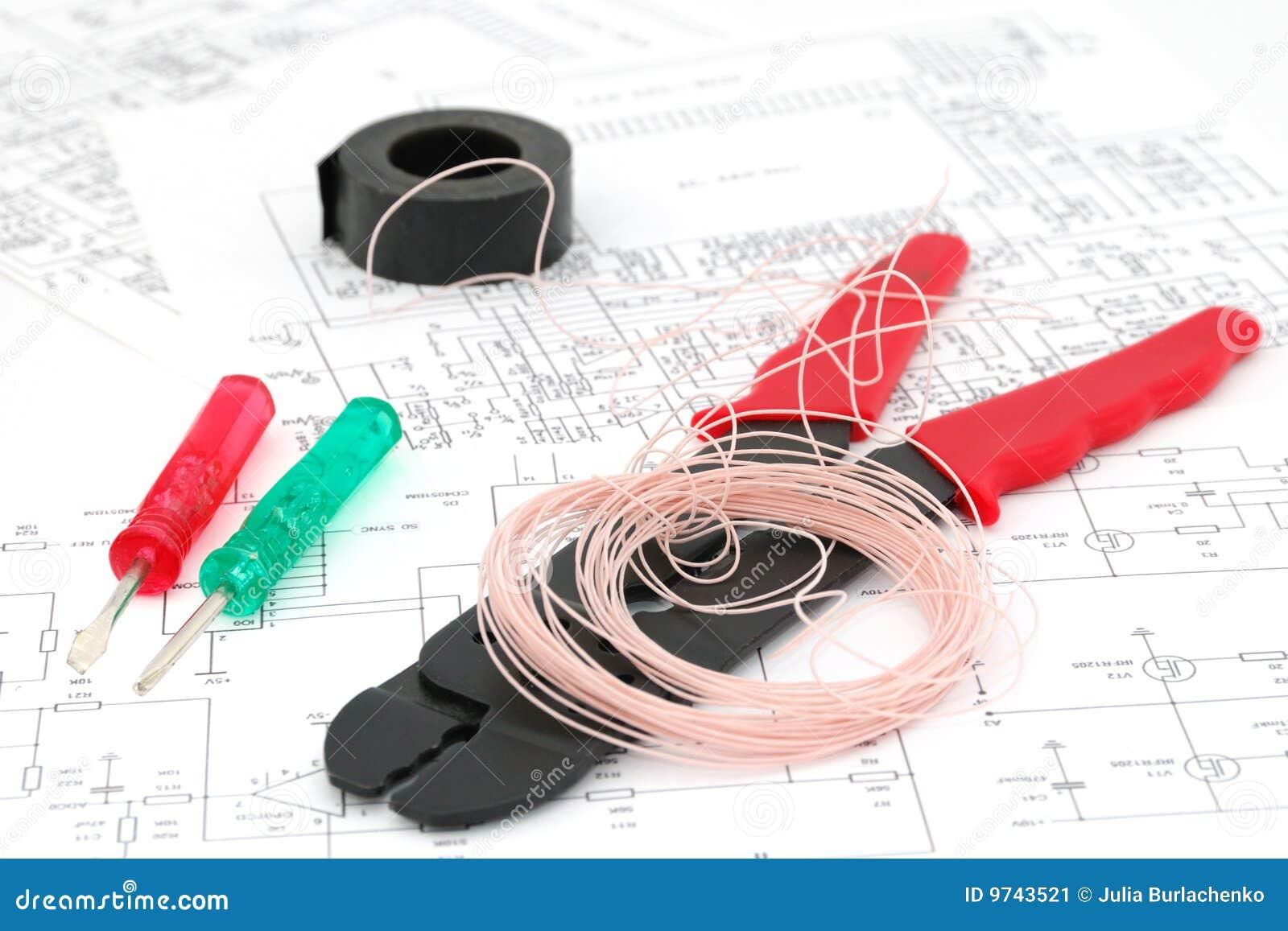 电子挂接工具