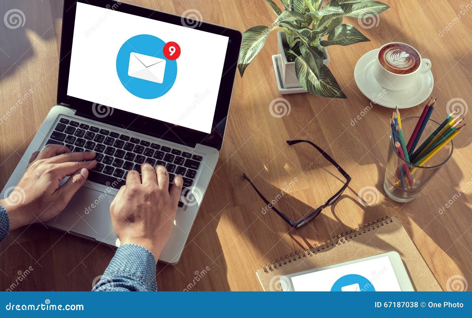 电子邮件象概念