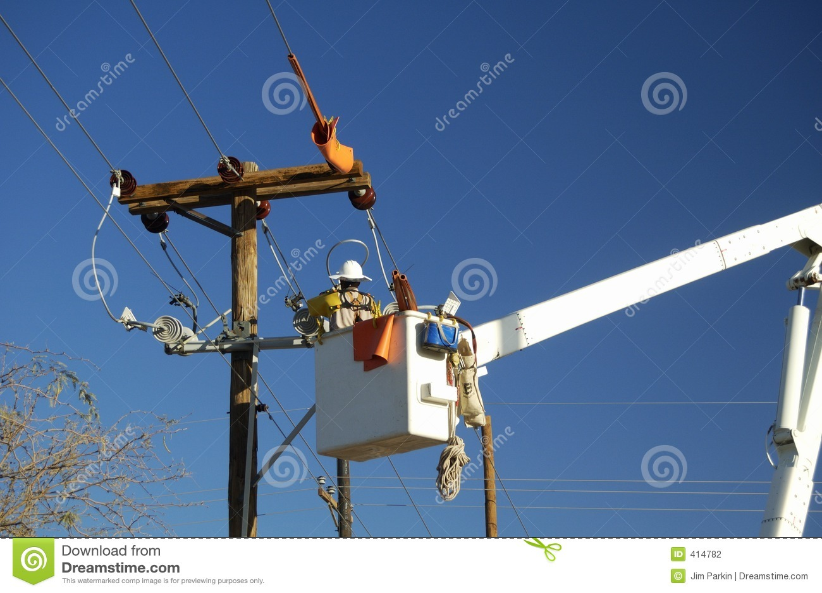 电架线工实用程序